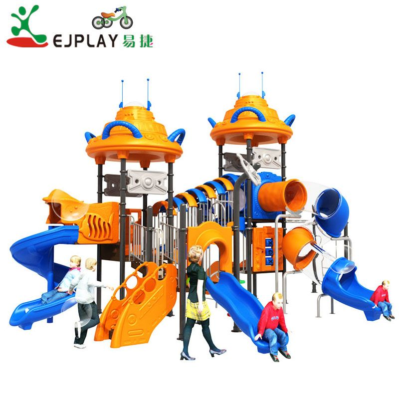 High Quality LLDPE Outdoor Children Playground Equipment