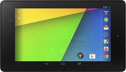 Here Is The New Asus Nexus 7 Sporting A Fresh Wallpaper Gallery Nexus 7 Tablet Google Nexus