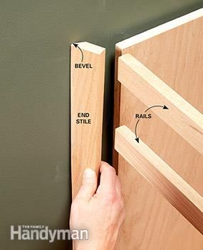 Face Frame Cabinet Building Tips Woodworking Face Frame Cabinets
