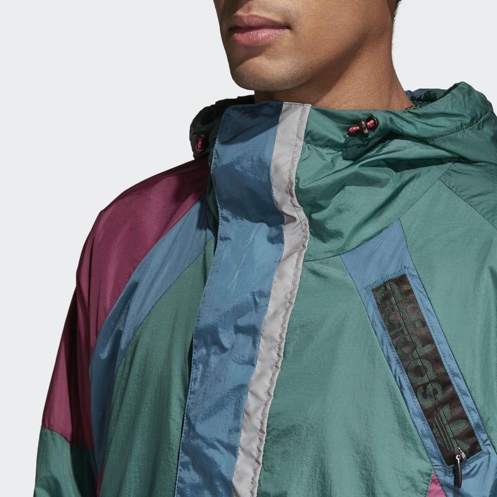 Adidas Originals Lite Vintage Atric Jacket | Mens fashion