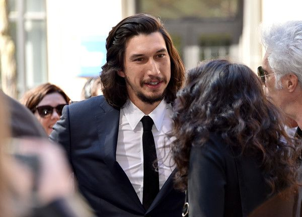 "Adam Driver Photos Photos - Actor Adam Driver attends the ""Paterson"" premiere during the 2016 Toronto International Film Festival at Ryerson Theatre on September 12, 2016 in Toronto, Canada. - 2016 Toronto International Film Festival -  ""Paterson"" Premiere"