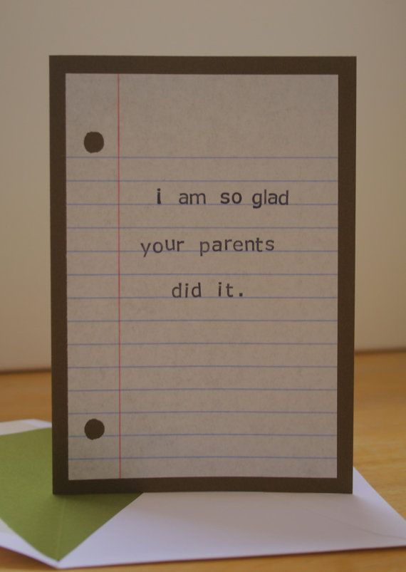 hm Pinterest – Funny Thing to Write on Birthday Card