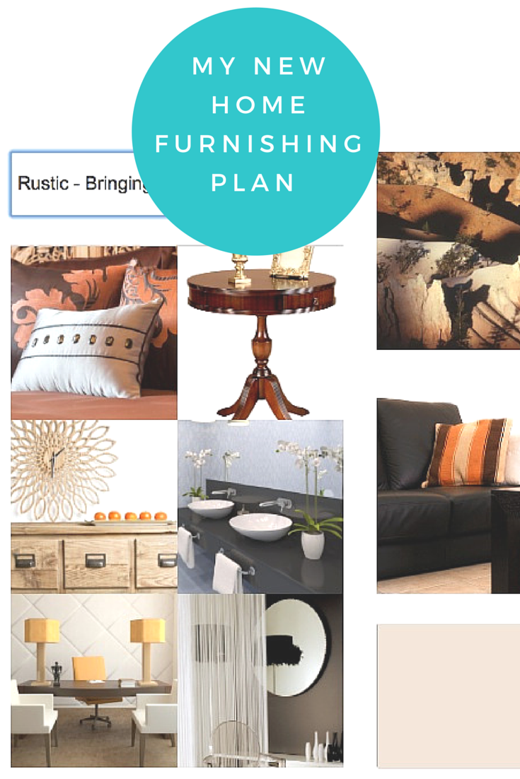 My New Home Furnishing Plan (Part One) Plus GIVEAWAY