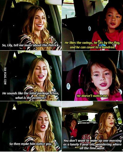 Total Package Modern Family Funny Modern Family Quotes Modern Family
