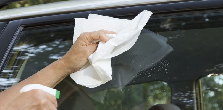 Best Ways to Clean Car Windows Cleaning car windows, Car