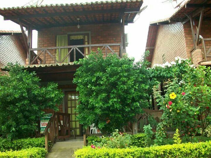 Casa deliciosa, bem brasileira.