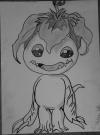 Palom at http://www.croquis.eu/sketches/palmon-digimon/ #sketch #draw #zeichnen #skizze #dessiner #croquis