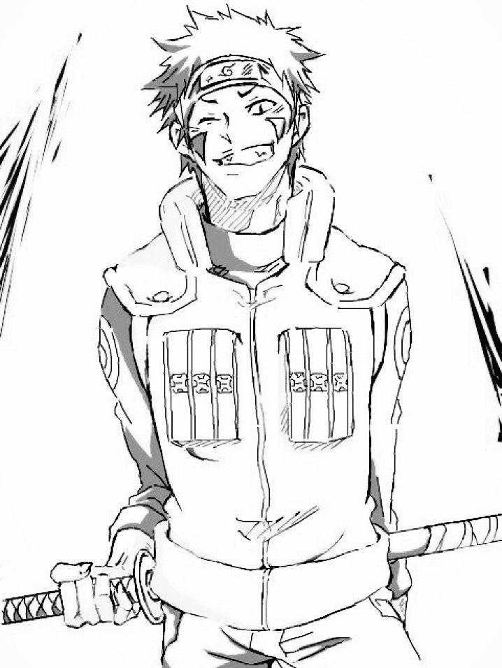 Kiba Inuzuka   Art   Naruto, Manga et Naruto personnages