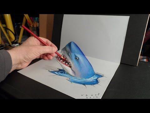 Pin Auf Desenho Em 3d