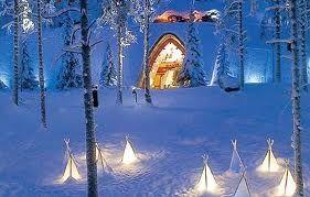Santa Park, Rovaniemi, Lapland