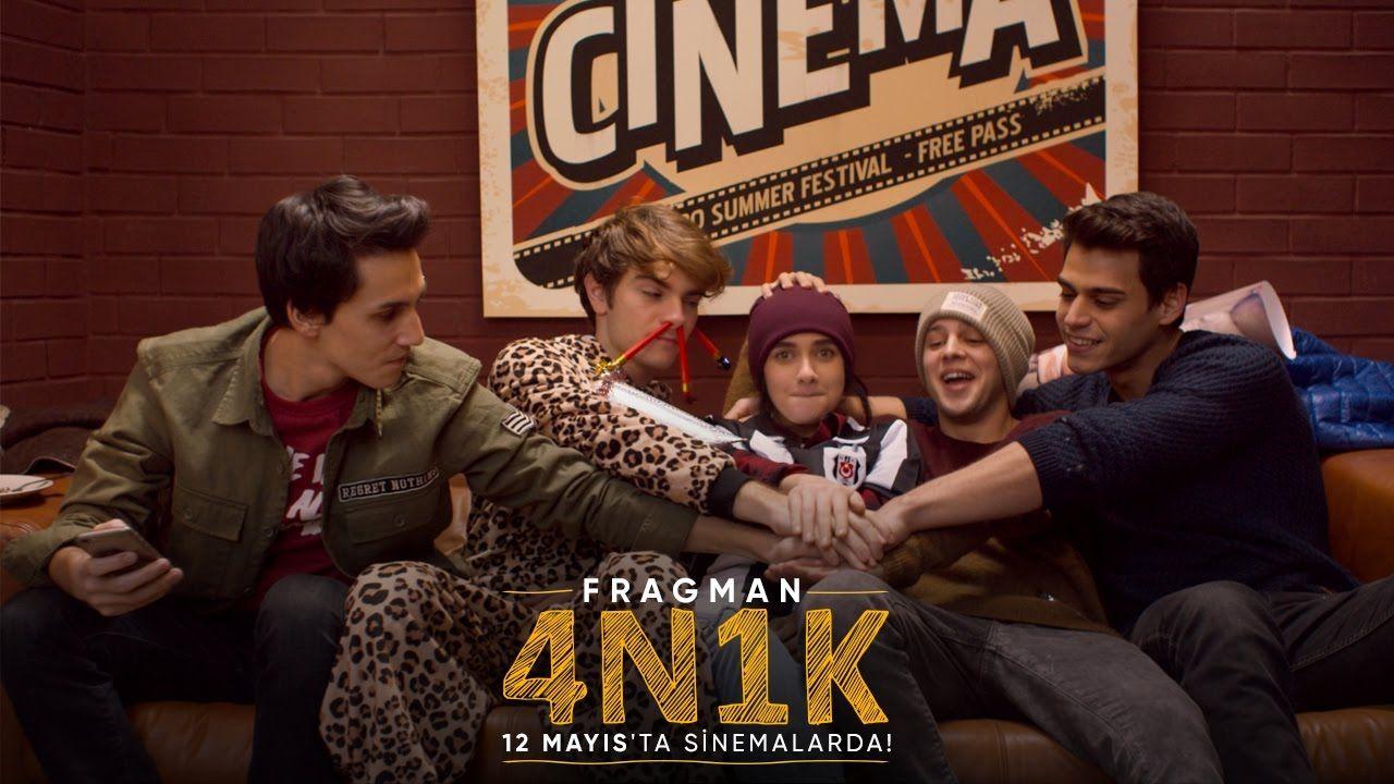 4n1k Fragman 12 Mayis Ta Sinemalarda Film Sinema Izleme