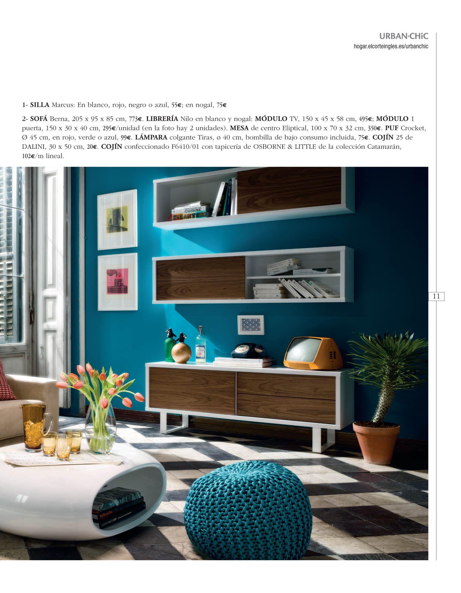 mueble de tv urban chic nilo decoracion para casa