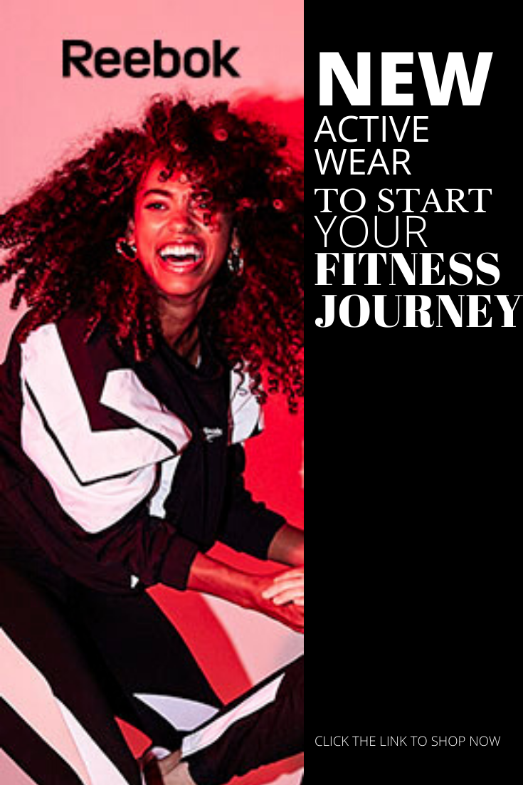 New Active Wear to help Motivate yourself to Start you Fitness Journey. Become More active and work...