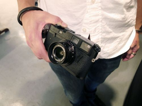 Shimokitazawa Leica M4-P with Voigtlander 25mm f4 Color
