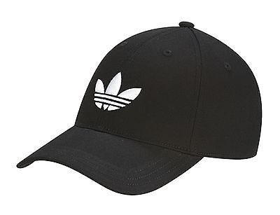096d22a716c  Adidas  originals classic baseball hat cap  black men women curved brim  fitted