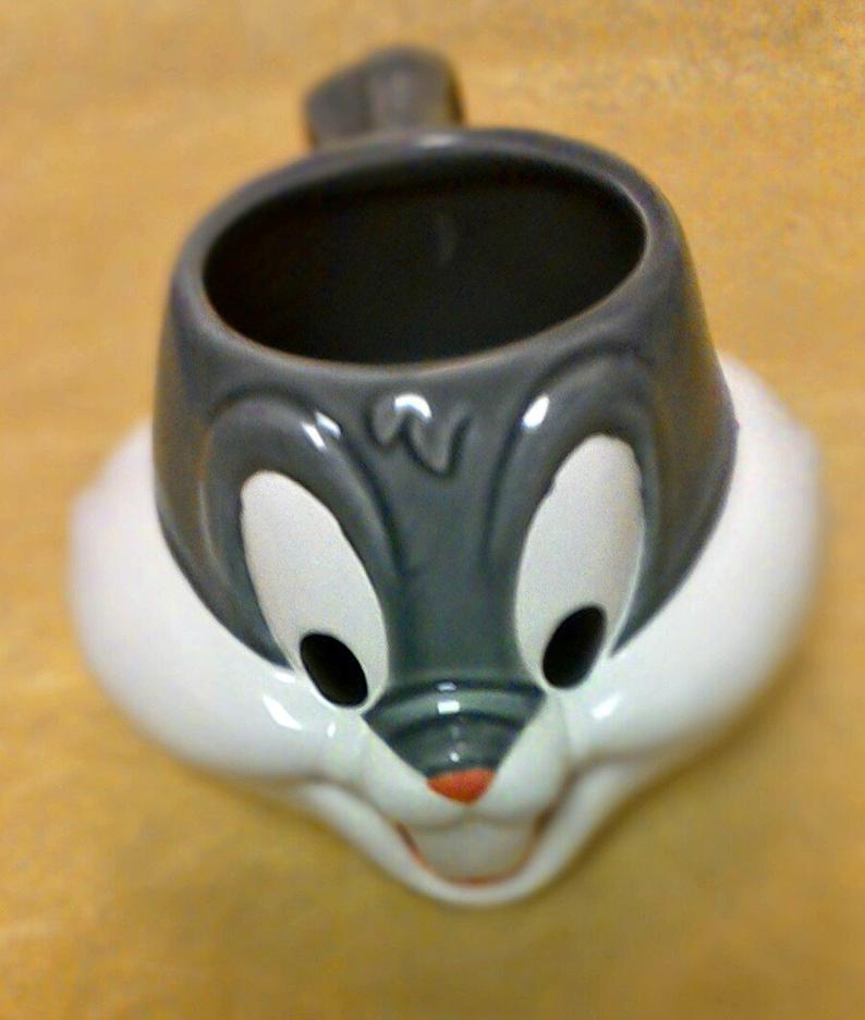 Bugs Bunny 3D Character Mug by Applause Inc. for Warner Bros.