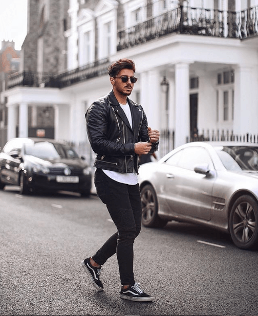 Men Sneakers Outfits – 18 Ways to Wear Sneakers Fashionably