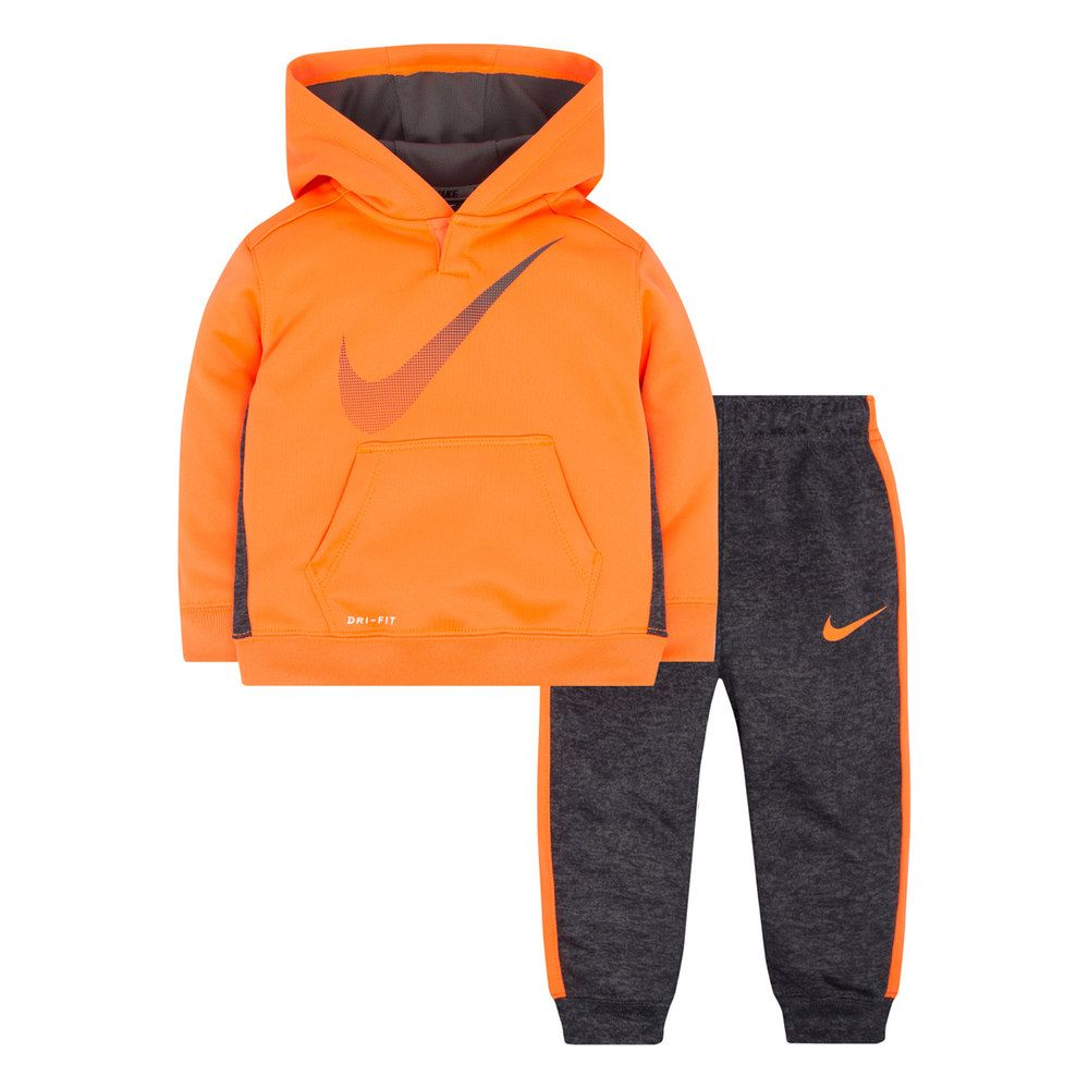 a0f75237a Baby Boy Nike Therma Pullover Hoodie   Pants Set