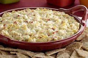 Hot Feta Artichoke Dip recipe