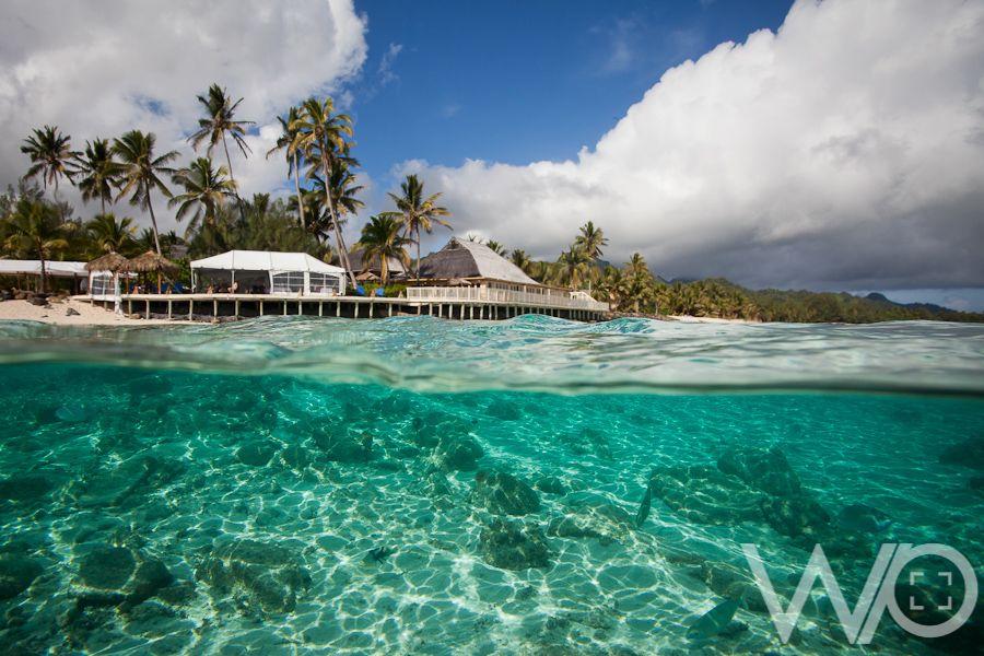 The Rarotongan Beach Resort Spa Would Love To Holiday At