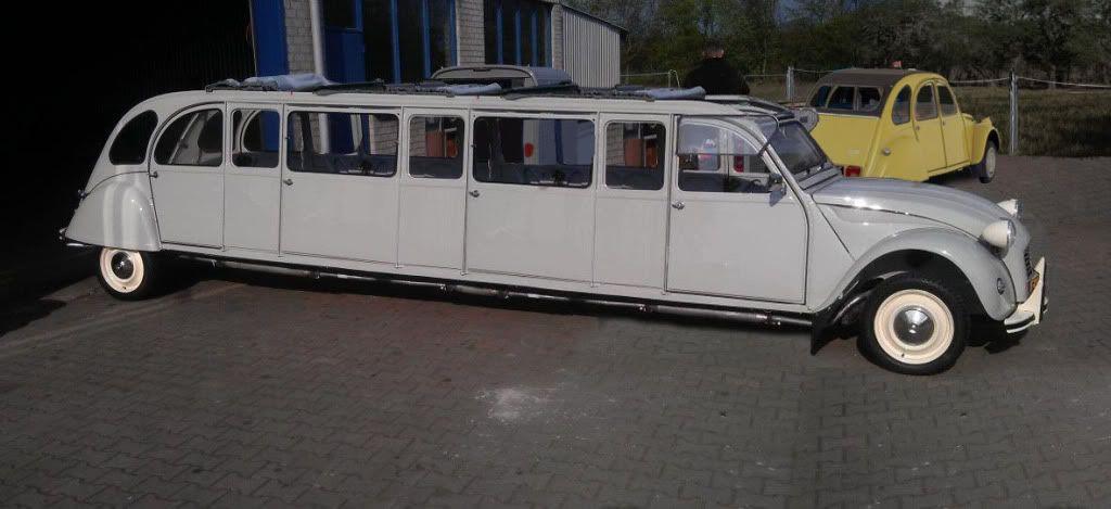 2 cv limousine        bing images