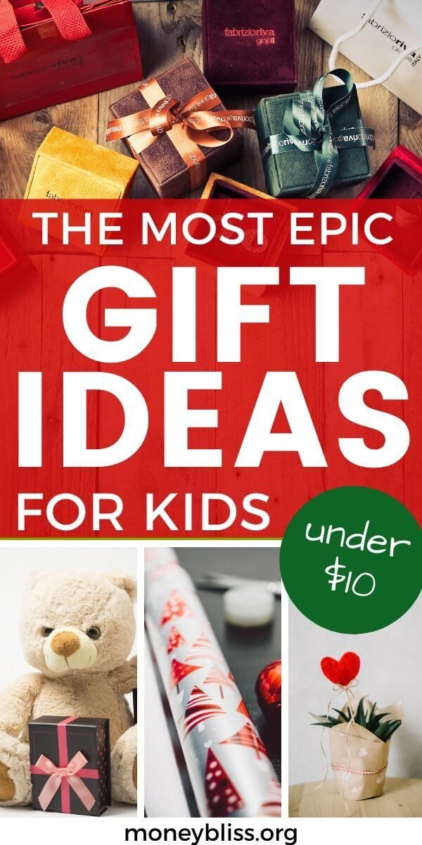 The Most Epic Christmas Gift Ideas for Kids Under $10 ...