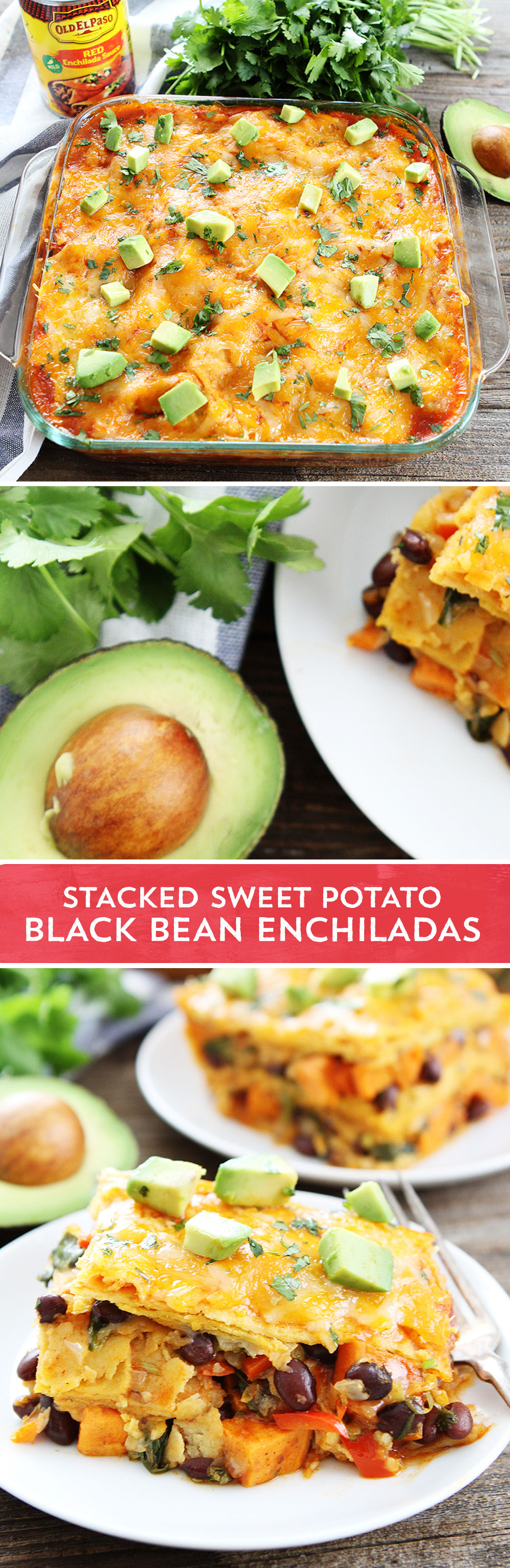 Want a new twist on your favorite enchiladas? Try these