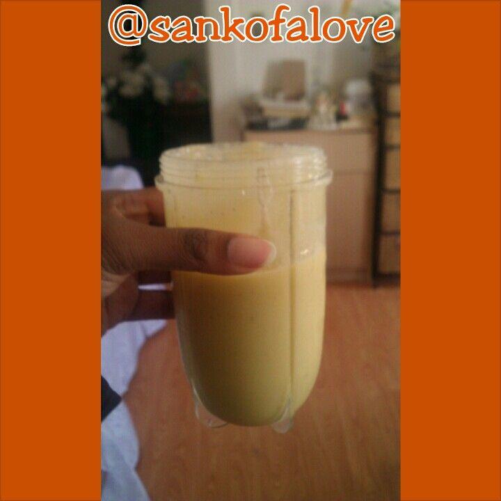 Pineapple, Mango, Banana, Pineapple Juice, Irish Sea Moss