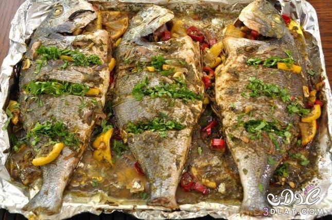 Egyptian Food How To Cook Fish Oven Baked Fish