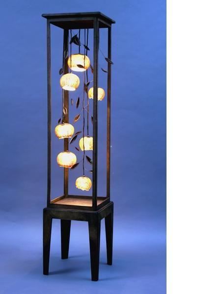 Hanji Lamp Coole Leuchten Kreative Lampen Bodenlampe