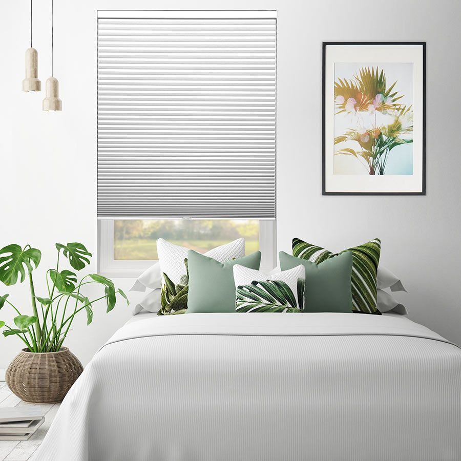 Classic Cordless Blackout Shades Modern bedroom