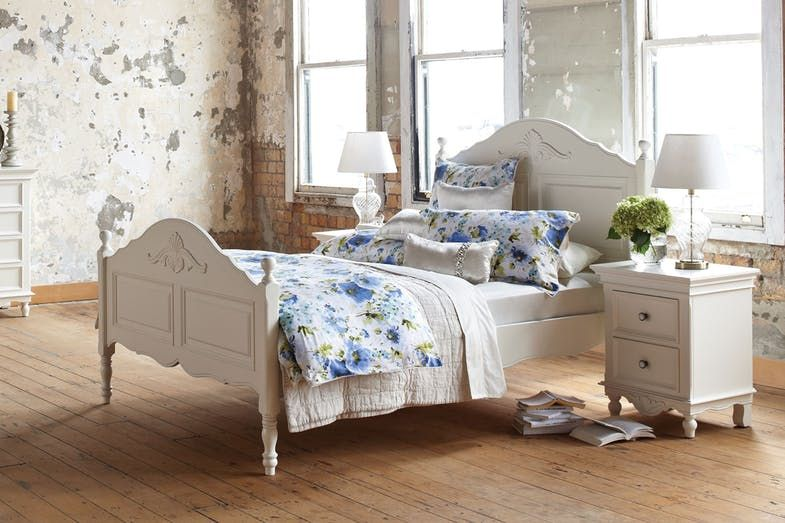 Chambre queen slat bed frame by garry masters bed slats