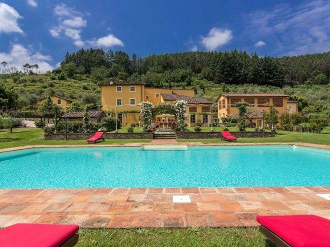 Maison FATTORE - Location Toscane, Province Lucques