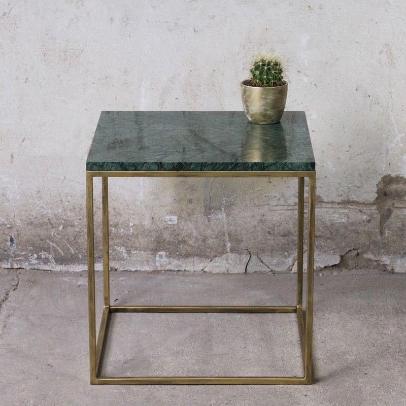 Rana Couchtisch Mit Gruner Marmorplatte Wohnzimmertisch Beistelltisch Metall Couchtisch Metall