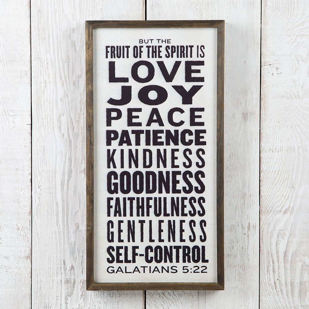 """Fruit Of The Spirit Wall Art this """"fruit of the spirit"""" wall art brings so much beauty into"""