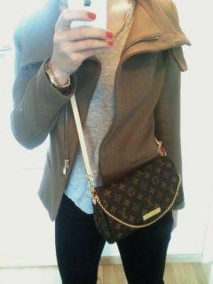35f985c44dd12 Louis Vuitton Favorite MM. Louis Vuitton Favorite MM Louis Vuitton Monogram,  Louis Vuitton Handbags, Handbags On Sale,