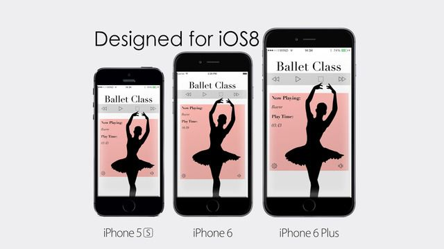Iphone App Ballet Class Piano Music For Dance Lessons Kids And Adults Studio Training By Rehegoo Ballet Danza Musica