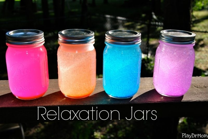 relaxation jars