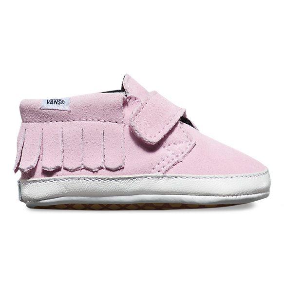 a1762643dc Infant Suede Chukka V Moc Crib   Shop Toddler Shoes at Vans   baby ...
