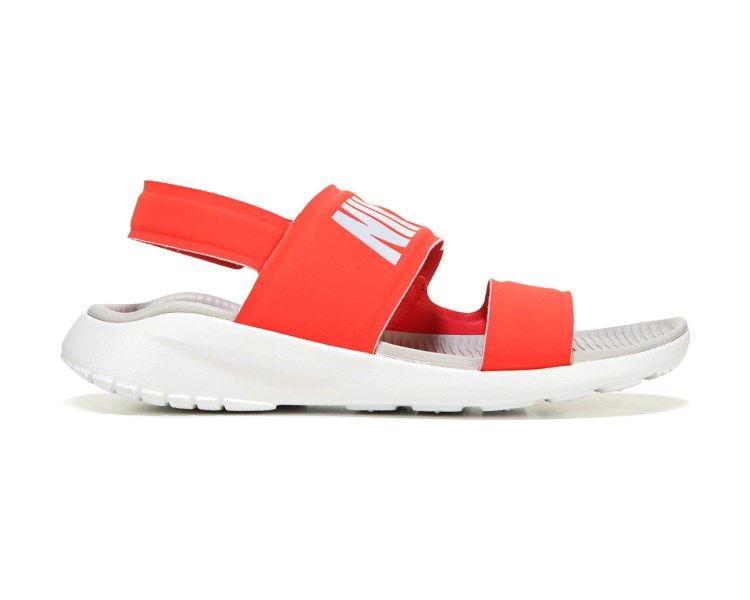 Red Nike Tanjun Sandal | Sandals