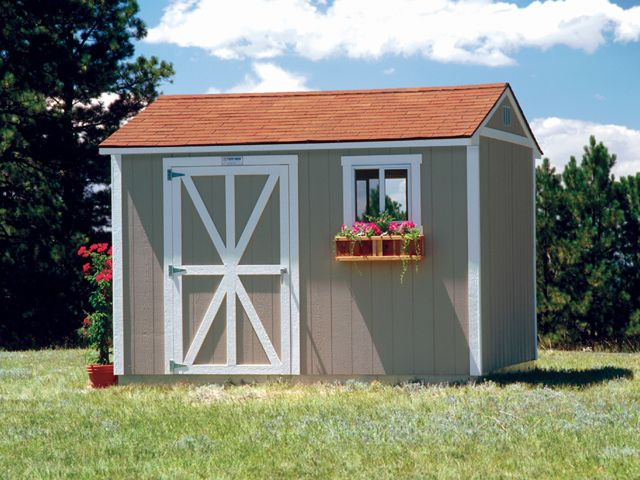 Premier Tall Ranch (10x12) By TUFF SHED Storage Buildings U0026 Garages, Via  Flickr