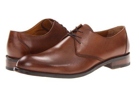 Johnston & Murphy Hartley Plain Toe Black Calfskin - Zappos.com Free  Shipping BOTH Ways