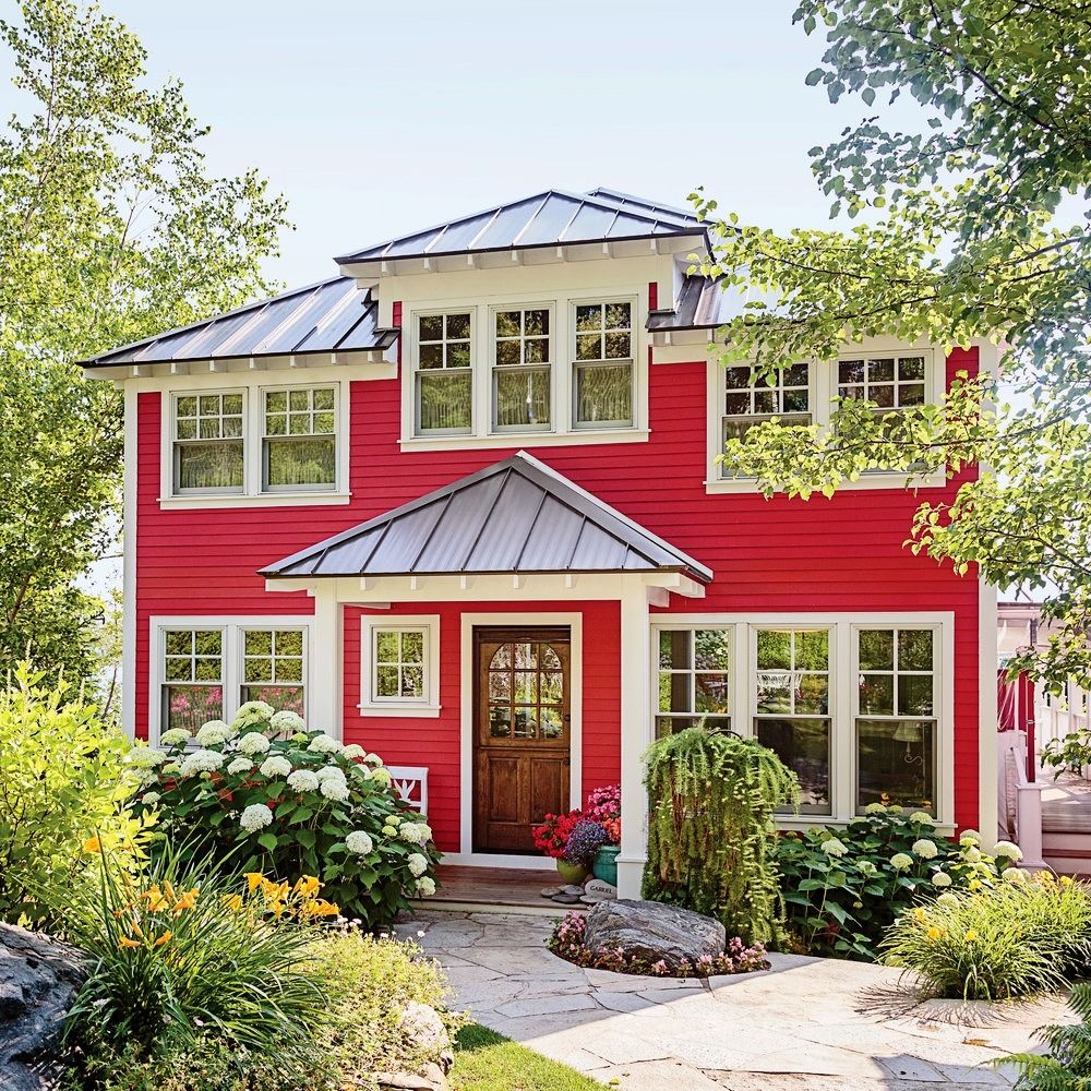 all things bright and beautiful on lake cottage colors id=24969