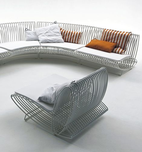 outdoor modular seating and outdoor