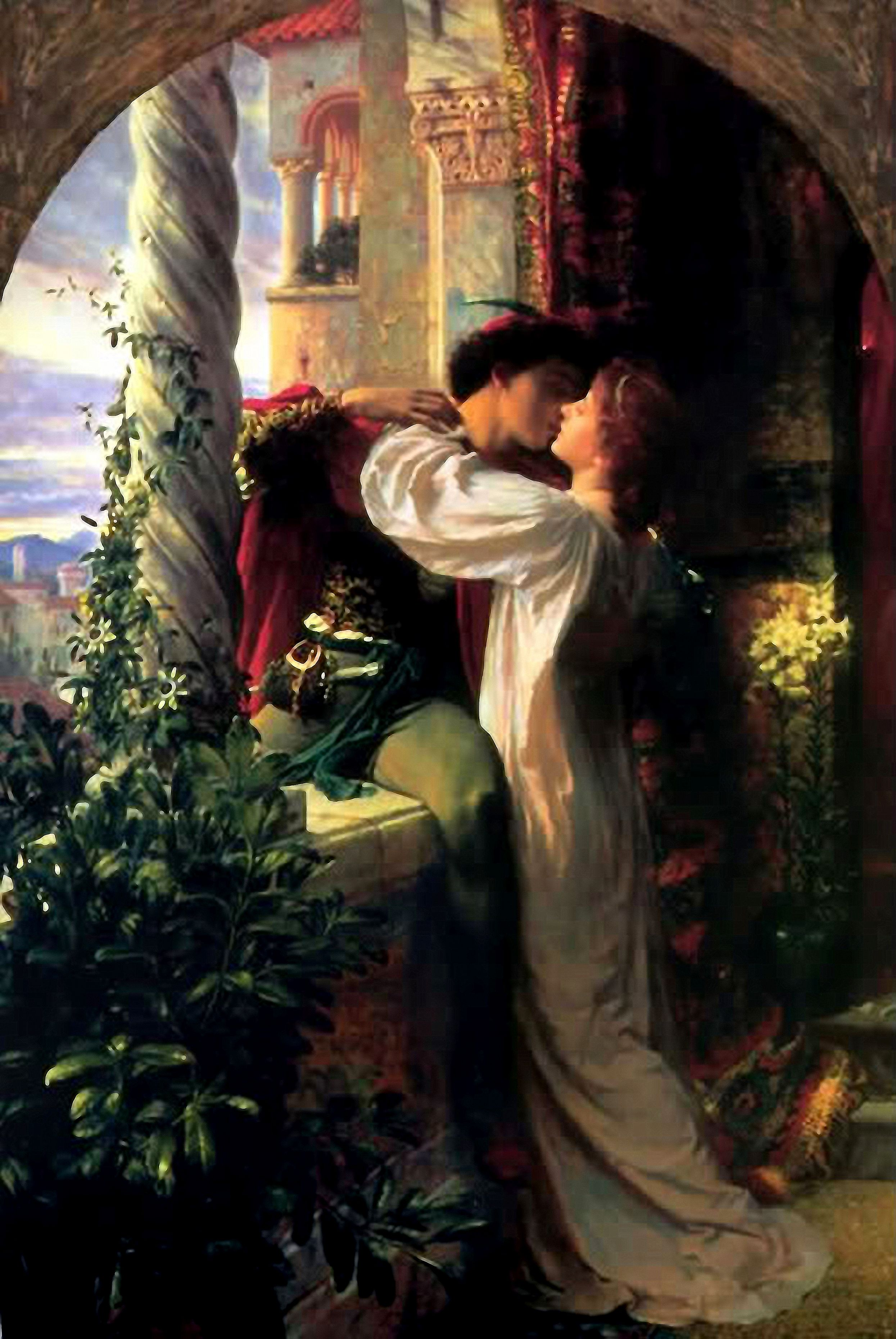 an analysis of romeo and juliet as one of the most famous love stories Romeo and juliet is one of the most penetrating love stories ever written , and no other love story will  one of the most famous plays written.