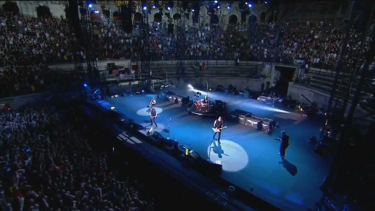 Metallica - Nimes 2009 [Full Concert] HD mp4 | Metallica in