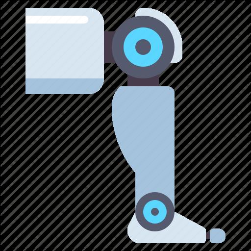 Leg Machine Robot Technology Icon Download On Iconfinder Technology Icon Robot Technology Icon