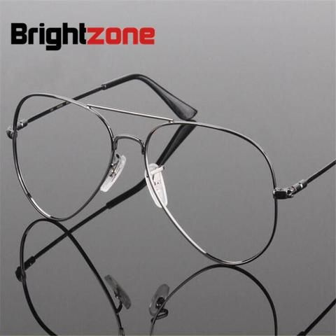 277bf00427d Free Shipping Memory Titanium Airman Aviatorr Pilot Optical Prescripton  spectacle eye pointdresskily. Find this Pin and more on Men Eyewear Frames  ...