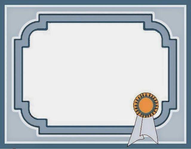 Pin de Inna Bebneva en шаблон Pinterest Diplomas para imprimir - certificado de reconocimiento para imprimir