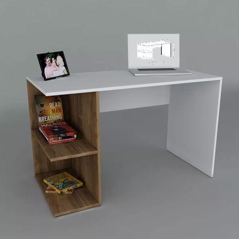 escritorio moderno mesa pc notebook - mueble de oficina - Escritorios Modernos